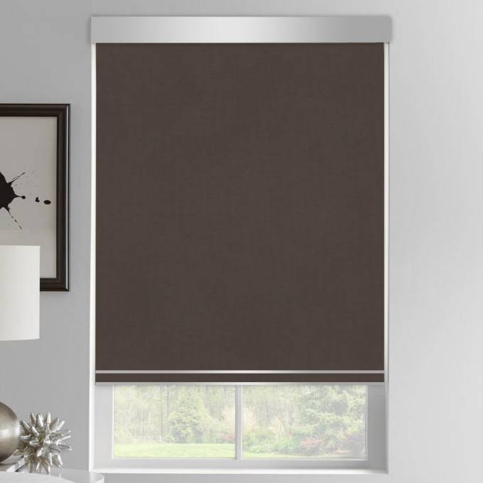 Select Blackout Fabric Roller Shades 1272
