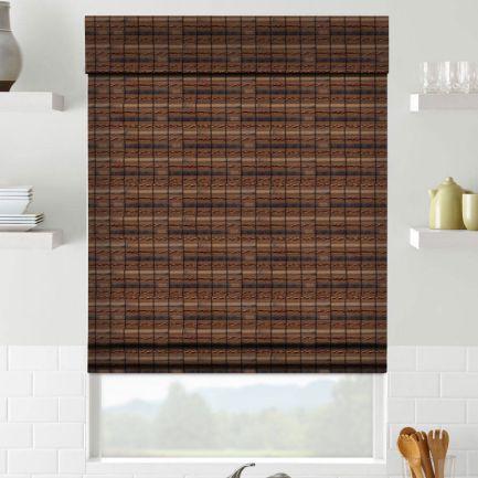 Value Cordless Woven Wood/Bamboo Shades