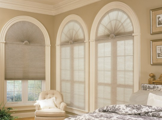 Cell Shades Arch from SelectBlinds.ca