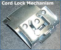 cord lock mechanism