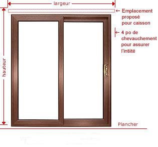 Panneaux Coulissants - Portes-fenêtre