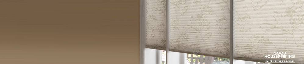 Window Blinds & Shades designed by the experts at Good Housekeeping.